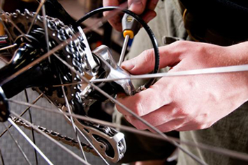 The spokesman bicycle repairs silver bike repair package