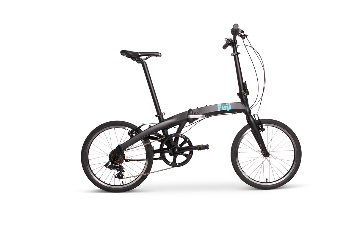 2017 Fuji Origami 1.3 Folding Bike - The Spokesman The ... - photo#31