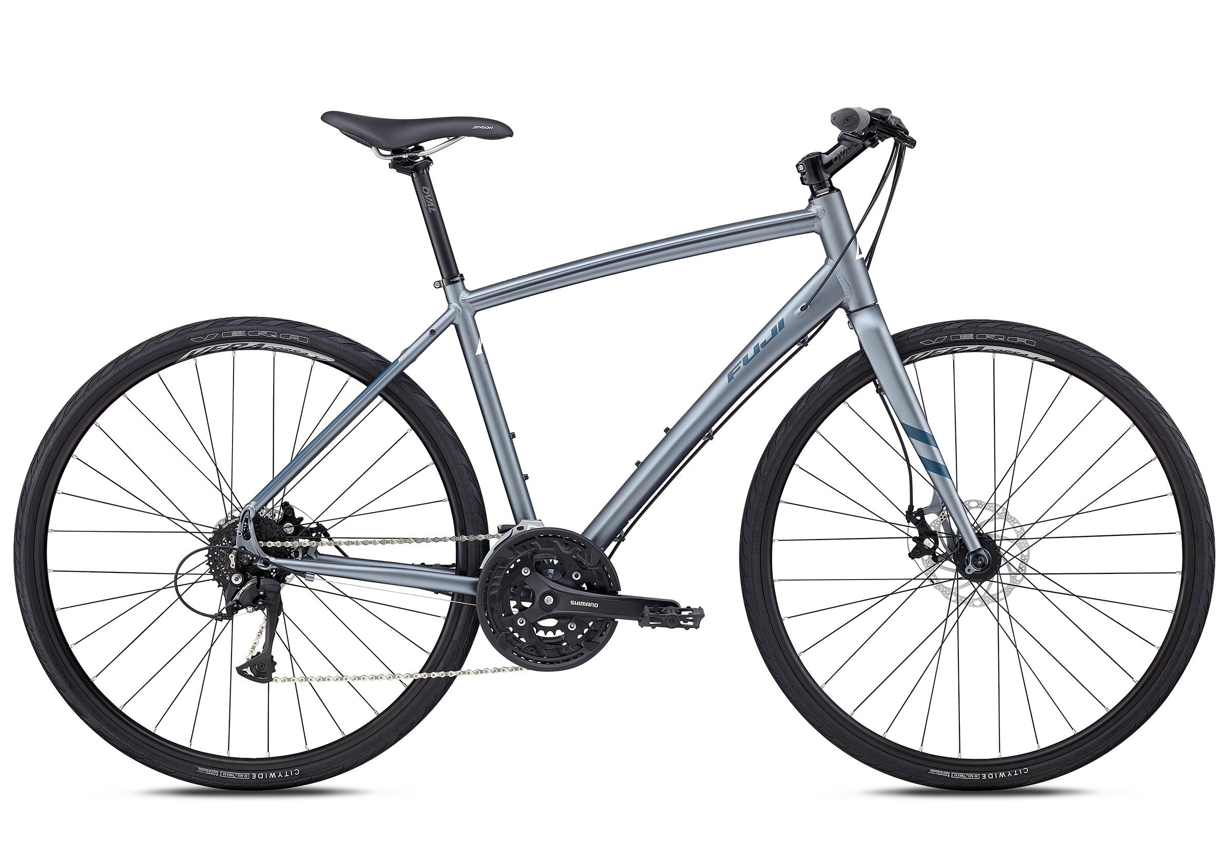 2018 Fuji Absolute 1 7 Disc Commuter Fitness The